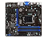 MSI CSM-B85M-E45 - Placa base (DDR3-SDRAM