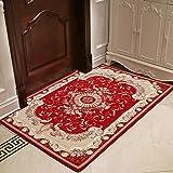 Best Red Carpet Bird Houses - GRENSS The households living room door mats door Review