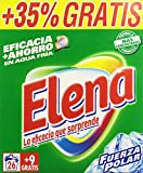 Elena Fuerza Polar Detergente Polvo para Lavar Ropa -  2,275 kg