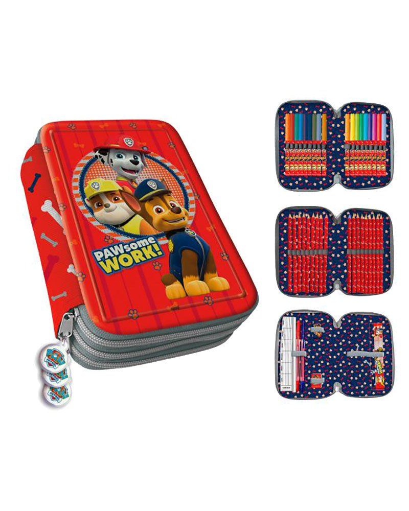 Paw Patrol AS043 – Licencia Estuches, 20 cm