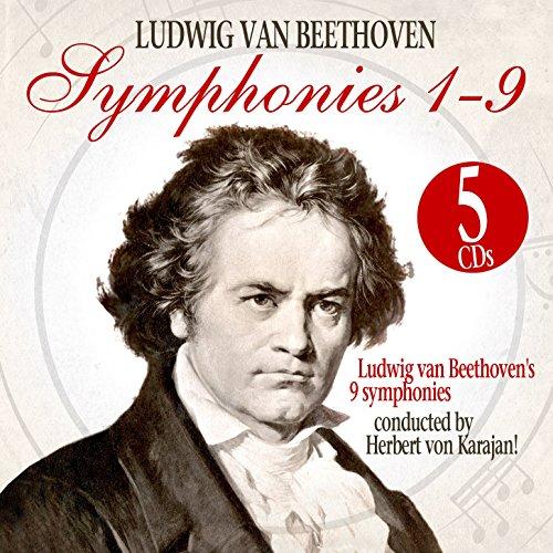 Sinfonien 1-9 / Symphonies 1-9. The Box (1 4 2 5 7 6 3 8)
