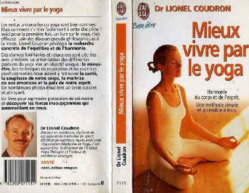 Mieux vivre par le yoga