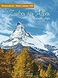 Zauber der Alpen - Kalender 2019 - Korsch-Verlag - Foto-Wochenkalender mit Platz zum Eintragen - 24 cm x 32 cm