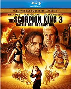 Scorpion King 3: Battle for Redemption [Blu-ray] [2012] [US Import]