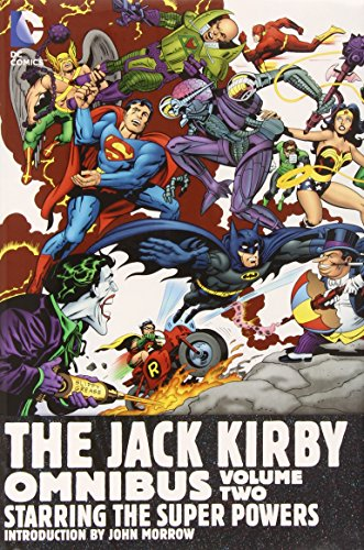 Jack Kirby Omnibus Volume 2 HC (Super Powers 2)