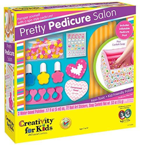 nder–Pretty Pediküre Salon (Salon Express Nail Kit)