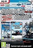 Station de ski Simulator + Chasse-neige Simulator...