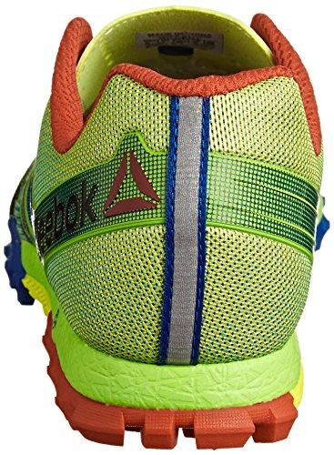 Reebok All Terrain Super Schuhe Herren Laufschuhe Running Gelb M43837 yellow/green/blue