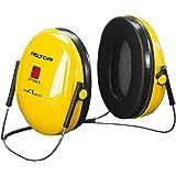 3M Peltor H510B Orejeras de protección, 1 unidad/caja, amarillo