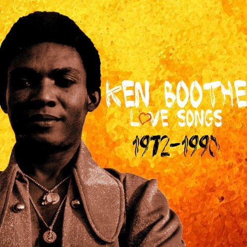 Ken Boothe Love Songs