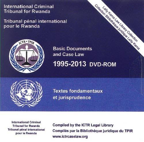 Basic Documents and Case Law 1995-2013 [With CDROM]