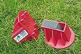 Leiterschuhe für Trittleitern/Haushaltsleitern, universal passend