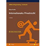 Internationales Privatrecht (JURIQ Erfolgstraining)