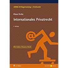 Internationales Privatrecht (JURIQ Erfolgstraining)