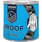 Storm Wax Cotton Dressing - Wachs für Wachsjacken - Pflegewachs - Imprägnierwachs (200 Gramm)