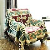 toalla de sofá/Punto trapos de polvo de sofá-E 230x250cm(91x98inch)