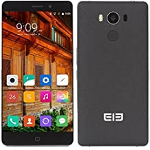 "Elephone P9000 - 4G LTE Smartphone (Android 6.0 Octa Core, 5.5"" Ultra Estrecha OGS Pantalla 2.0GHz 4GB RAM 32GB ROM 8MP/13MP Cámara, Aluminio del Marco Fingerprint NFC Type-C Quick Charge E-TOUCH)"
