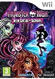 Monster High: New Ghoul in School (Nintendo Wii)