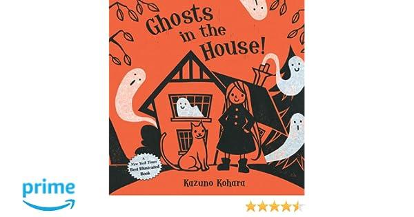 Ghosts in the House!: Amazon co uk: Kazuno Kohara: Books