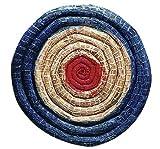 Strohzielscheibe Durchmesser 60cm 3cm dick