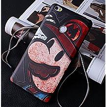 PREVOA® 丨 Xiaomi Mi Max Funda - Colorful Silicona Funda Cover Case Protictive Carcasa para Xiaomi Mi Max - Pantalla FullHD 6.44 pulgadas Smartphone - 14