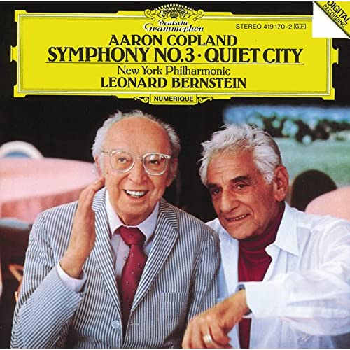 Copland: Quiet City For Cor Anglais, Trumpet And Strings