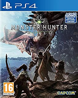 Monster Hunter World - Playstation 4 (B0732T5KD4) | Amazon Products