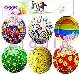 Ziggle (Pack of 10) Hat caps Birthday pa...