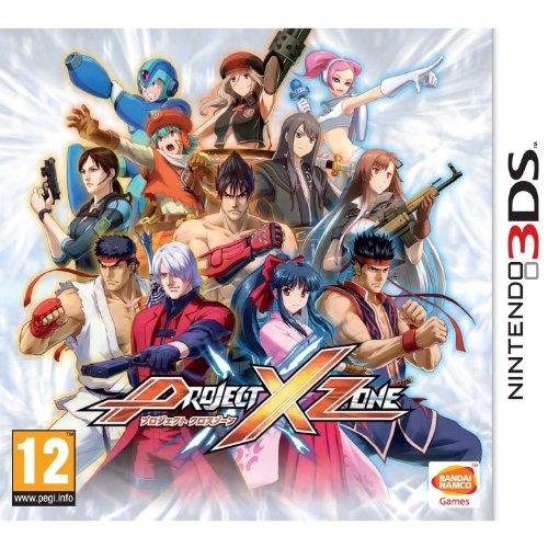 Project X Zone (Nintendo 3DS) [UK IMPORT]