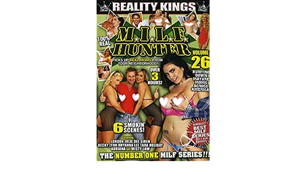 The best milf hunter dvd