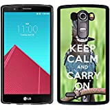Print Motif Coque de protection Case Cover // Q01014393 keep calm and carry on 682 // LG G4 H815