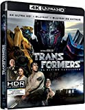 Transformers: El Ultimo Caballero (4K UHD + BD + BD Extras) [Blu-ray]