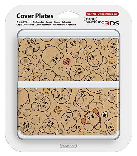 New Nintendo 3DS Zierblende 021 (Kirby)
