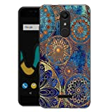 FoneExpert Wiko Upulse Lite (5.2') Coque, Etui Housse Coque Soft Slim TPU Gel Cover...