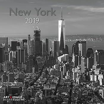 New York 2019 Broschürenkalender [Lingua Inglese]