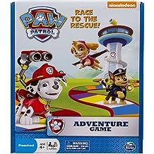 Paw Patrol – Adventure Board Game – Juego de Aventuras La Patrulla Canina (Versión en Inglés)