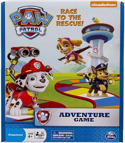 Paw Patrol Adventure Jeu de société - version anglaise