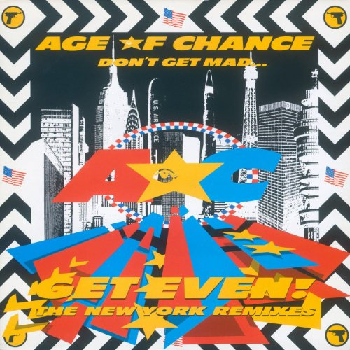 Don't Get Mad Get Even (The New York Remixes)