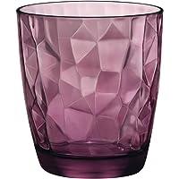 Bormioli Rocco Lot de 6 verres Diamond Eau CL. 30,5