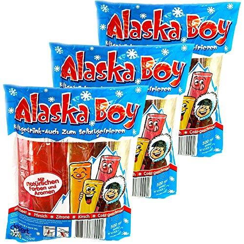 Alaska Boy Icesticks 20x10 Sparpack