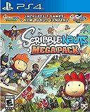Warner Bros Scribblenauts Mega Pack, PS4 videogioco Base + supplemento PlayStation 4 Inglese