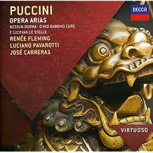 Puccini: Opera Arias (Virtuoso series)