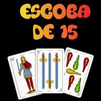 ESCOBA DE 15 - SCOPA - CHKOBBA