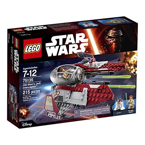 LEGO Star Wars Obi-Wan's Jedi Interceptor 75135 by LEGO