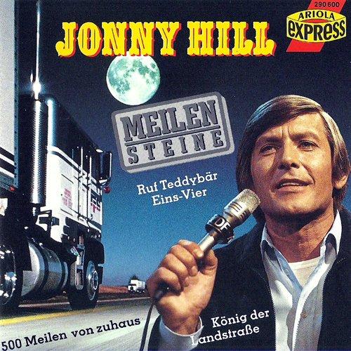 (CD Album Johnny Hill, 16 Tracks)