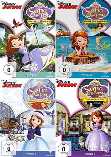 Sofia die Erste - Volume 1 - 4 Collection ()
