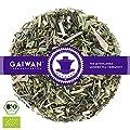 """N° 1173: Thé vert bio """"Citron frais"""" - feuilles de thé issu de l'agriculture biologique - GAIWAN® GERMANY - thé vert de Chine, Afrique, citronnelle, lime"""