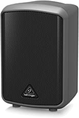 Behringer MPA30BT All-In-One Portable 30-Watt Speaker with Bluetooth Connectivity and Battery Operation