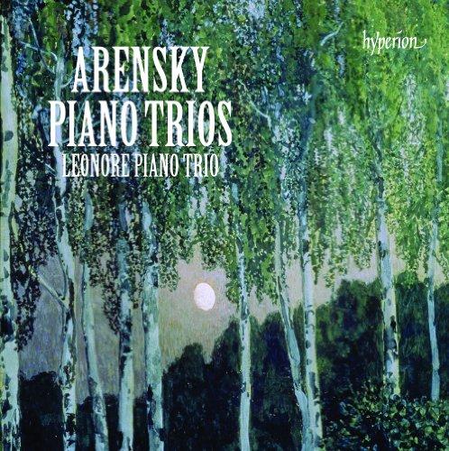 arensky-piano-trios