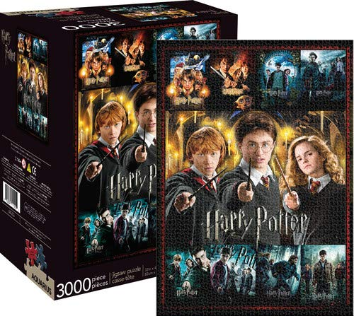 Harry Potter Movie Collection rompecabezas pieza puzzle
